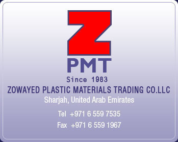 Zowayed Plastic Materials Trading Co  LTD | UAE - Sharjah